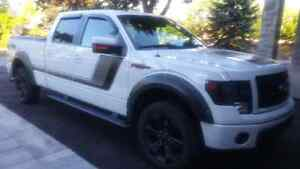 2014 F150 FX4 With Ecoboost Engine