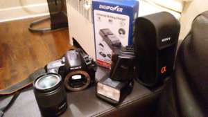 DSLR SONY A390 PACKAGE