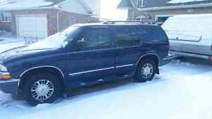 1998 Chevy Blazer LS AS IS NEED GONE ASAP!!!