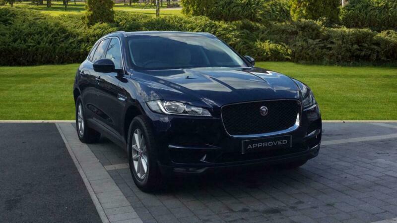 2019 Jaguar F Pace 2 0d Prestige 5dr Awd Automatic Diesel Estate In Barnet London Gumtree