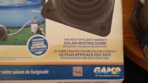 For pool..solar pro