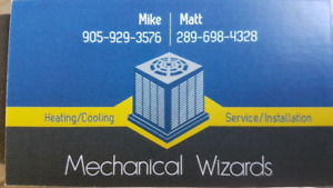 AC broke? CALL US TODAY. Mechical Wizards