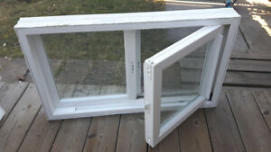Small windows for basement or other rooms