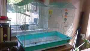 Bird cage and accessories$100 O.B.O. Peterborough Peterborough Area image 3