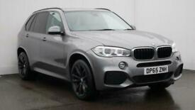 image for 2015 BMW X5 xDrive30d M Sport 5dr Auto SUV diesel Automatic
