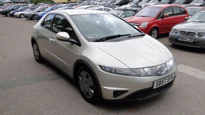 2007 Honda Civic 1.4 i-DSI SE Hatchback 5dr