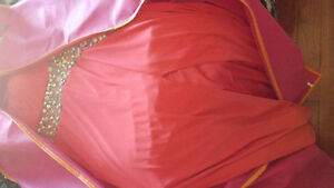 ***Coral Pink Prom Dress**** Kitchener / Waterloo Kitchener Area image 2