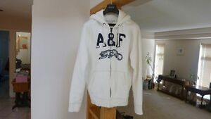 Abercrombie & Fitch Hoodie XXL (fits like a LARGE) as new