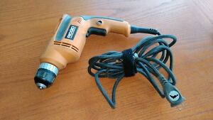 RIGID CORDED DRILL Cambridge Kitchener Area image 1