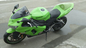 2005 2006 kawasaki zx6r 636 parts for sale