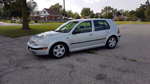2000 Volkswagen Golf GLS Hatchback