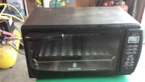 RUSSELL HOBBS TOASTER OVEN
