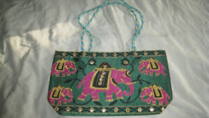 New Indian Purse (elephant design)