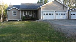 PRICE REDUCED  Bungalow in Noonan with full heat pump.
