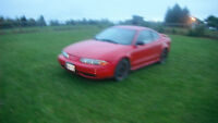 2000 Oldsmobile Alero Coupe (2 door) - PARTS CAR ONLY