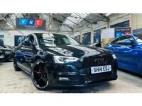 2014 Audi A5 2.0 TDI Black Edition Sportback quattro 5dr Hatchback Diesel Manual