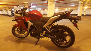 2012 CBR 250R with ABS