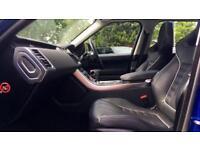 2016 Land Rover Range Rover Sport 5.0 V8 S/C SVR 5dr - Sliding P Automatic Petro