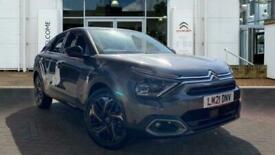 image for 2021 Citroen C4 1.5 BlueHDi Shine Plus EAT8 (s/s) 5dr Auto Hatchback Diesel Auto