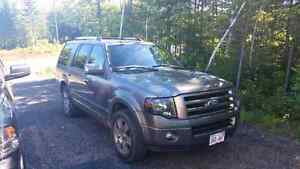 2010 ford expedition limited.  Fully loaded