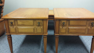 Coffee and End Table Set made by Kroehler
