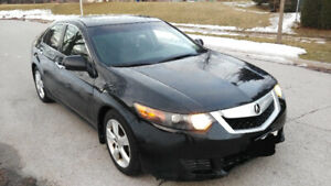 2009 Acura TSX Good condition Sedan
