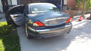2002 Jaguar X-Type – For parts, first $500.00 secures