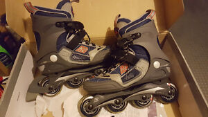 K2 Exo 4.0 Mens size 9 Brand New roller blades