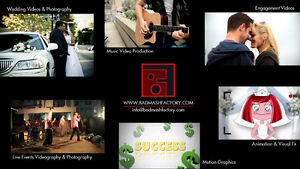 Professional Video and Photo Production Company Stratford Kitchener Area image 1