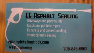 Driveway Sealing &Foundation Coating