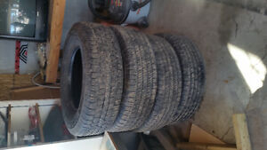 17 inch Truck tires for sale