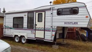 travelaire fifth wheel 24 ft