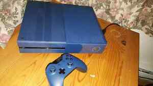 Special edition Xbox one with games and controller