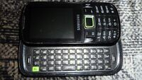 SAMSUNG cell phone on telus $80.