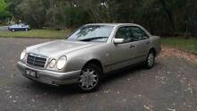 1998 Mercedes-Benz E320 Sedan Frenchs Forest Warringah Area Preview