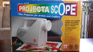 PROJECTOR FOR ARTISTS OR CRAFTERS (NEW!)