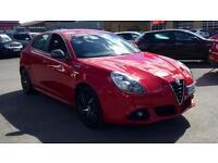 2014 Alfa Romeo Giulietta 2.0 JTDM-2 QV Line 5dr Manual Diesel Hatchback