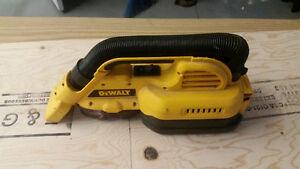 18 volt dewalt vacuum