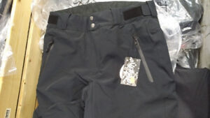 Verbio snow pants, black, brand new, with the tags on!
