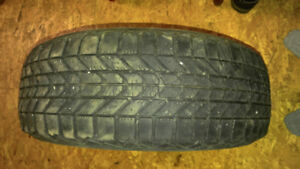 One only P195/60/R15 Winter tire