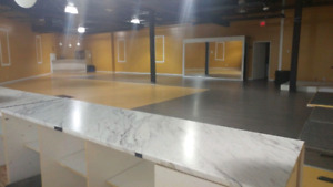 Event Centre Space/Banquet Hall $499