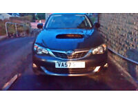 2007 57 Reg Subaru Impreza 227 BHP 2.5 WRX 2 Prev Owners 8 Serv Stamps Great Car