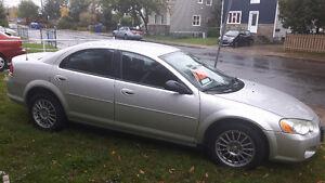 2006 Chrysler Sebring Familiale