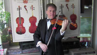 Electric Violinist Toronto Wedding