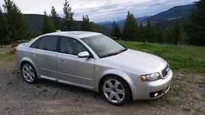 Audi S4 Williams Lake Cariboo Area image 1