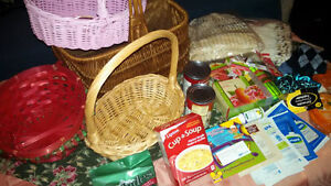 Looking for stuff to do baskets for families in need