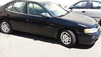 2000 Nissan Altima 4 cylinder  low price