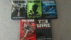 The Wire - Complete Series DVDs, Seasons 1-5