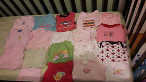 Baby girl clothing lot nb to 3 to 6 Kingston Kingston Area image 7
