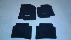 2012-18 Hyundai Accent floor mats